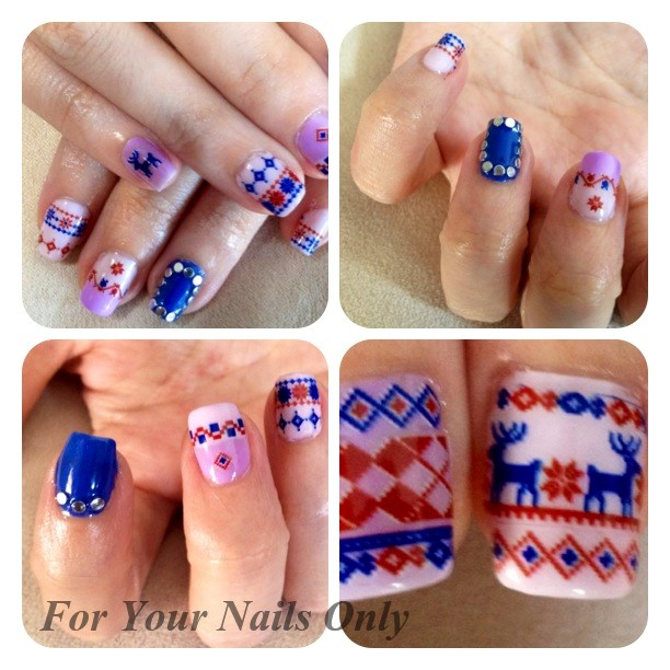 All About Nail Art January 2013