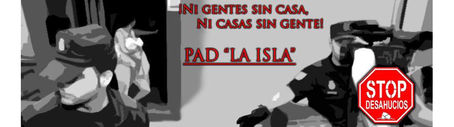 "Plataforma Stop Deshaucios ""La Isla"