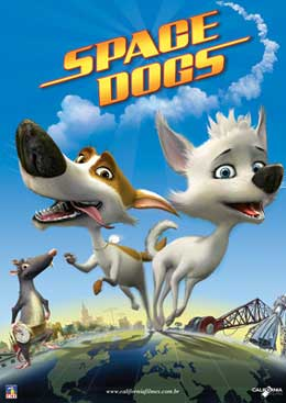 Download Baixar Filme Space Dogs   Dublado