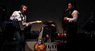 Konser Jazz di Jakarta - Unit Asia