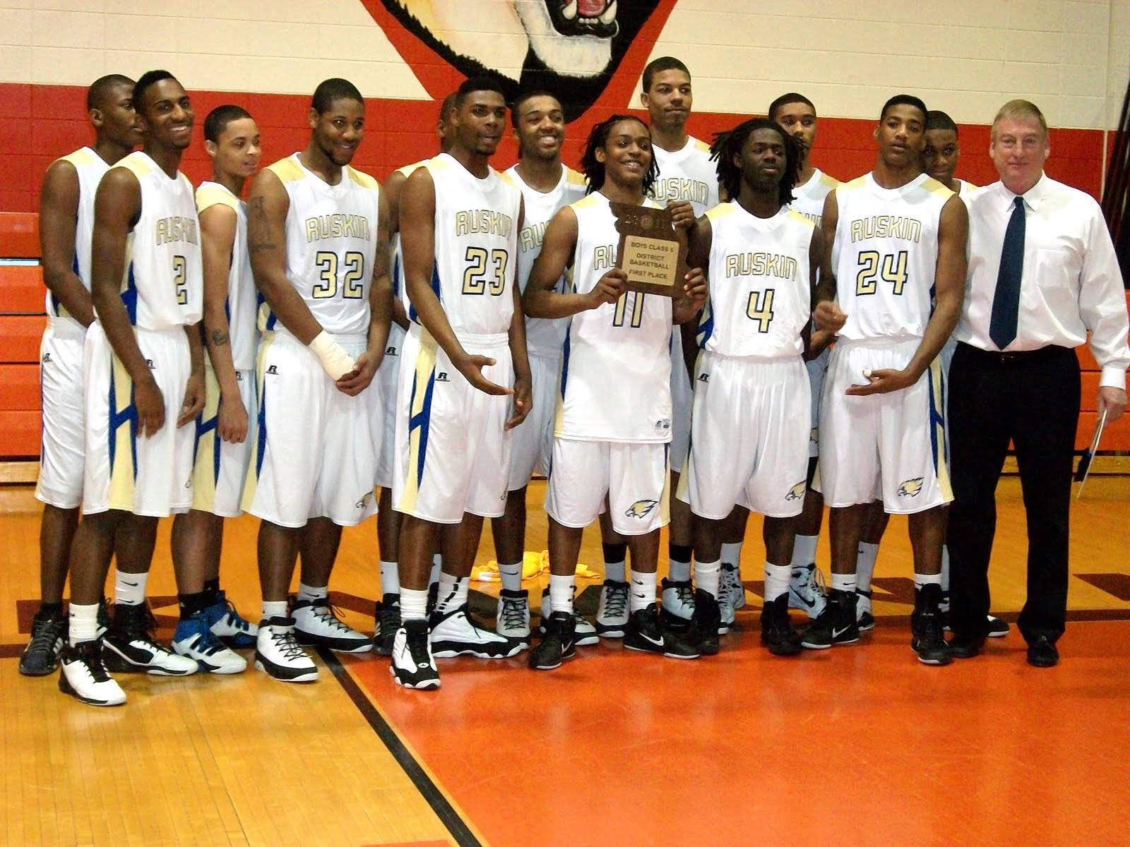 Ruskin High School Basketball