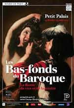Actu expos / Les Bas Fonds du baroque - La Rome du vice et de la misère