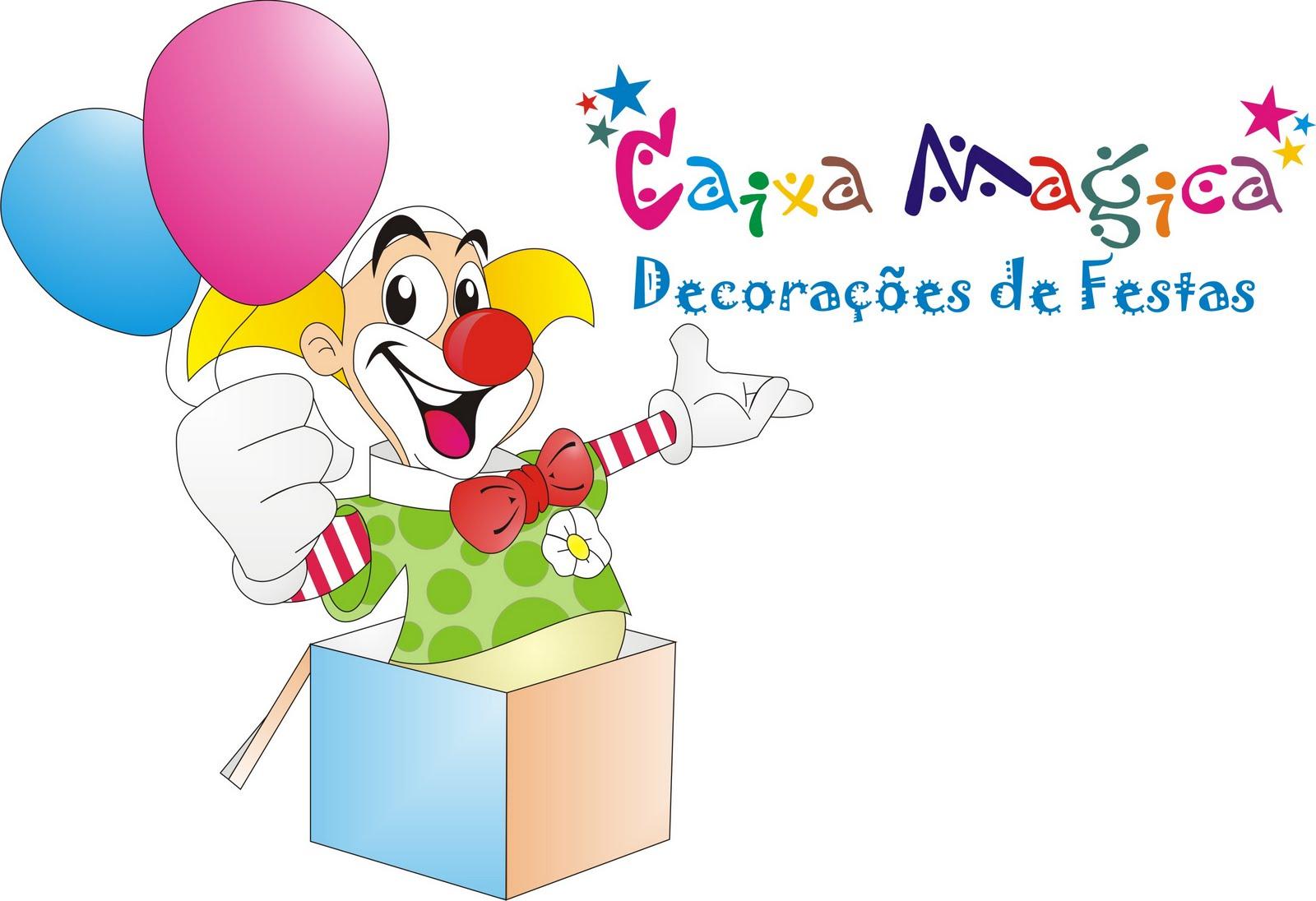 Caixa Mágica Decorações de Festas