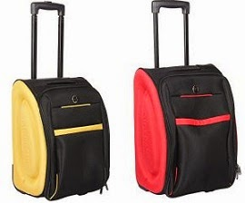Flat 60% Off on Giordano Nylon 49 cms Softside Suitcases Carry-On worth Rs.6000 for Rs.2399 Only @ Amazon