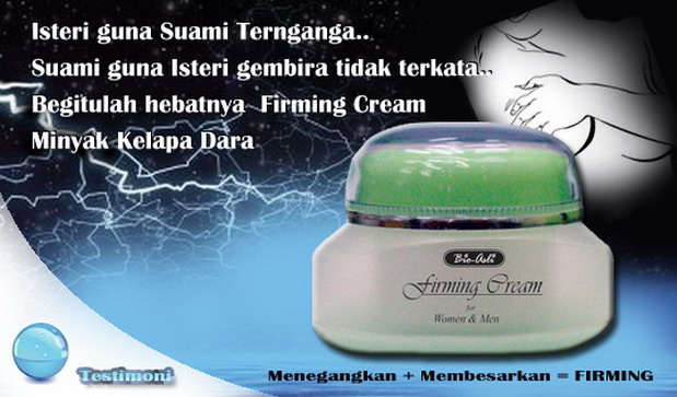 Firming Cream for Breast Growing (Harga: RM 60.00)