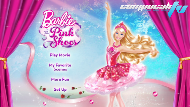 Barbie In The Pink Shoes DVDR NTSC Espaol Latino 