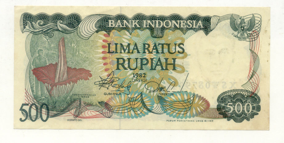 Uang kuno indonesia