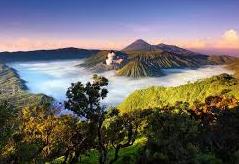 Taman Nasional Bromo Tengger Semeru di Daerah Malang