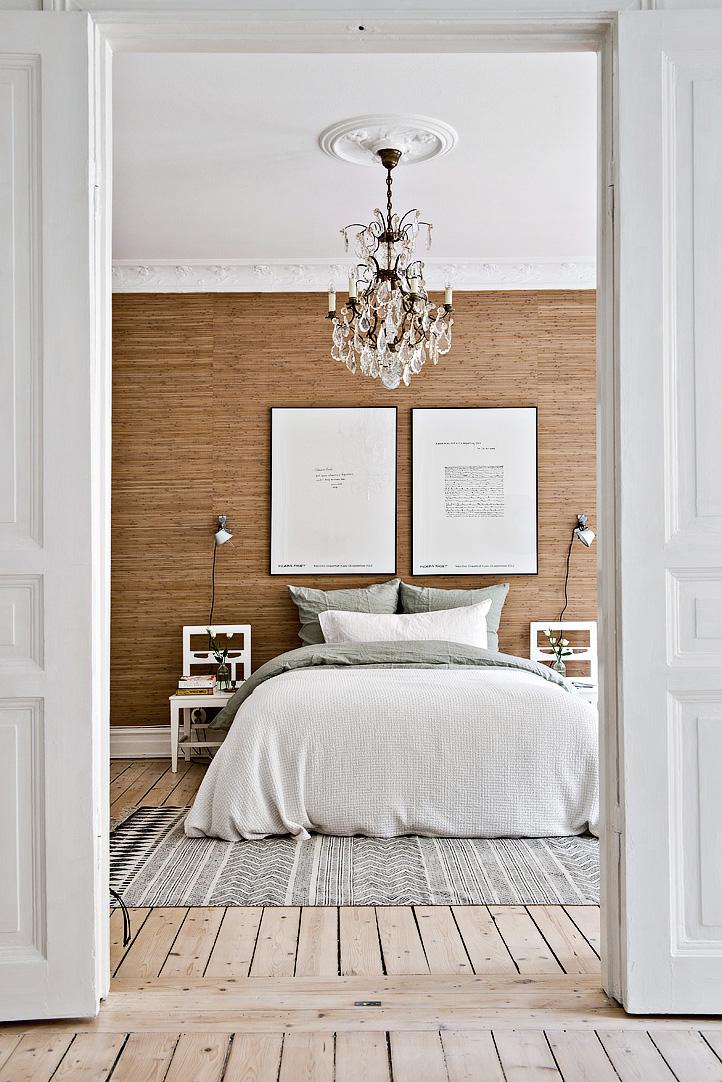?pent hus: Ti fine soverom / Sweet bedrooms