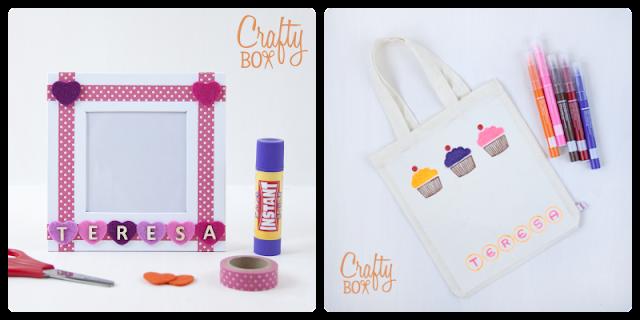 Crafty Box Kids: cajas de manualidades para niños
