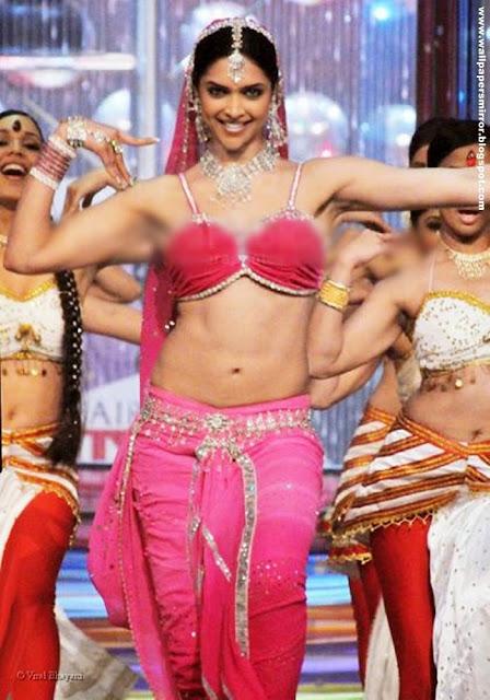 Deepika Padukone Hot Navel hd walllpapers