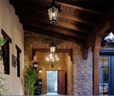 Fachadas de casas bonitas dos pisos ecro pelautscom - Casas pequenas de campo ...