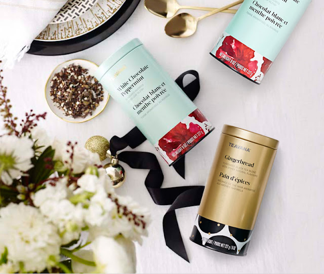 Teavana Holiday Tea