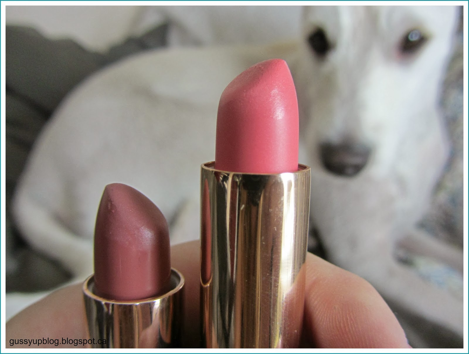 Review and Swatches: Flower Beauty Kiss Stick Velvet and High-Shine Lip Color