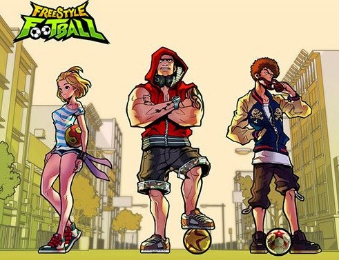 Freestyle Football Indonesia Game Terbaru Dari Gemscool