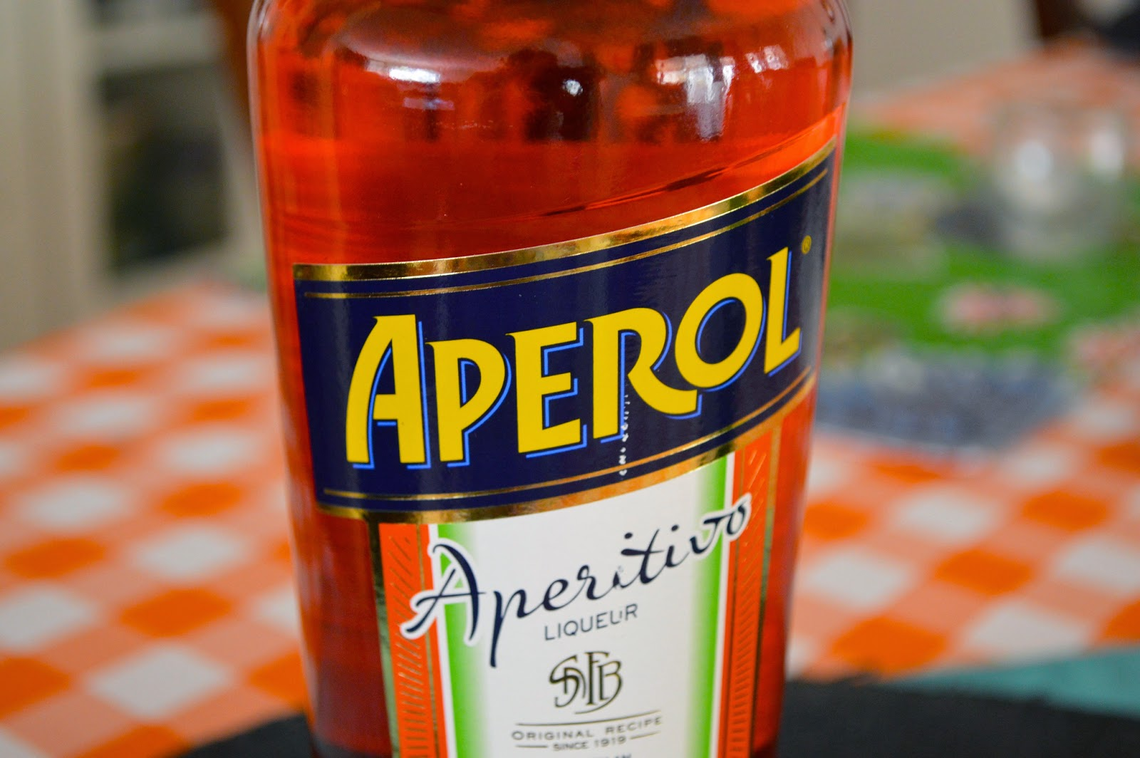 Aperol Spritz | Noble Hostess