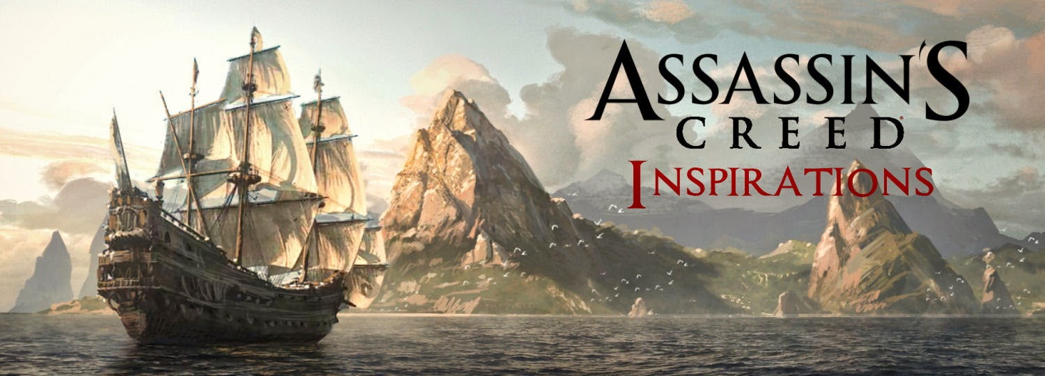 Assassin's Creed: Inspirations