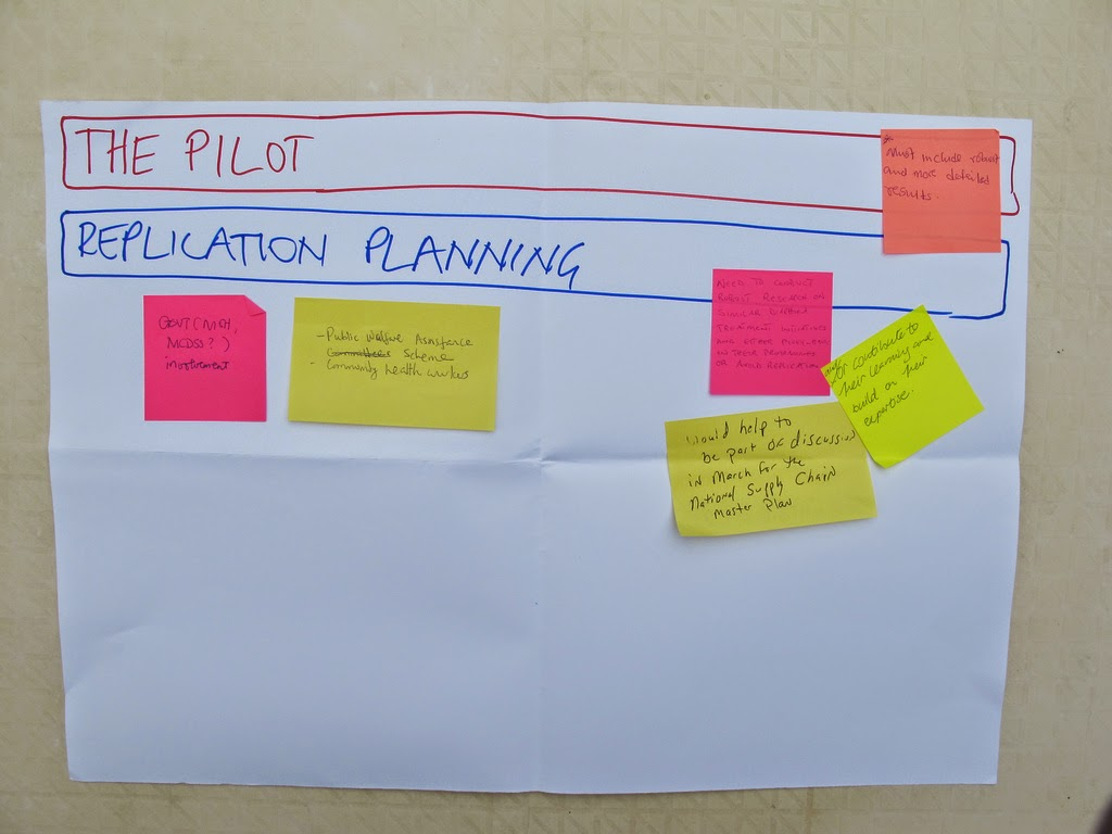 Simon Berry THE PILOT | REPLICATION PLANNING https://www.flickr.com/photos/bezznet/5377561358