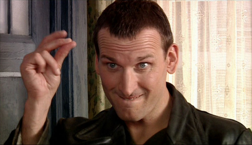 9th Doctor, Doctor Who, Eccleston