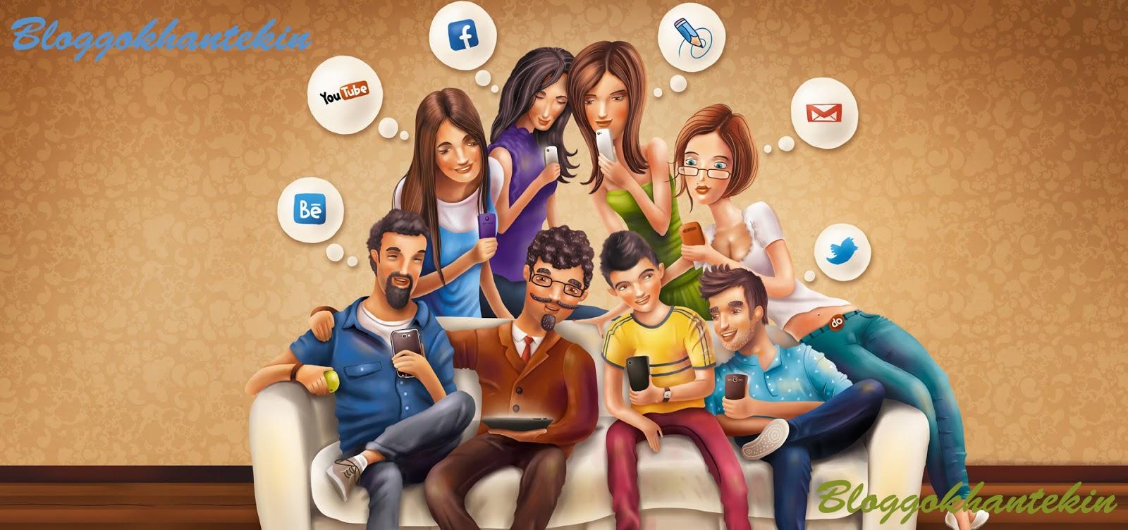 Ayrılmalara Neden Olan Sosyal Medya