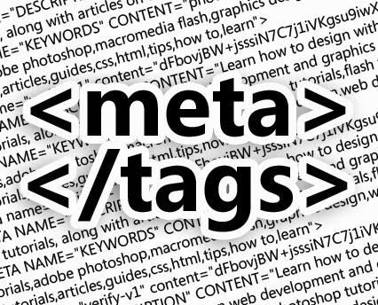 panduan penggunaan meta tag