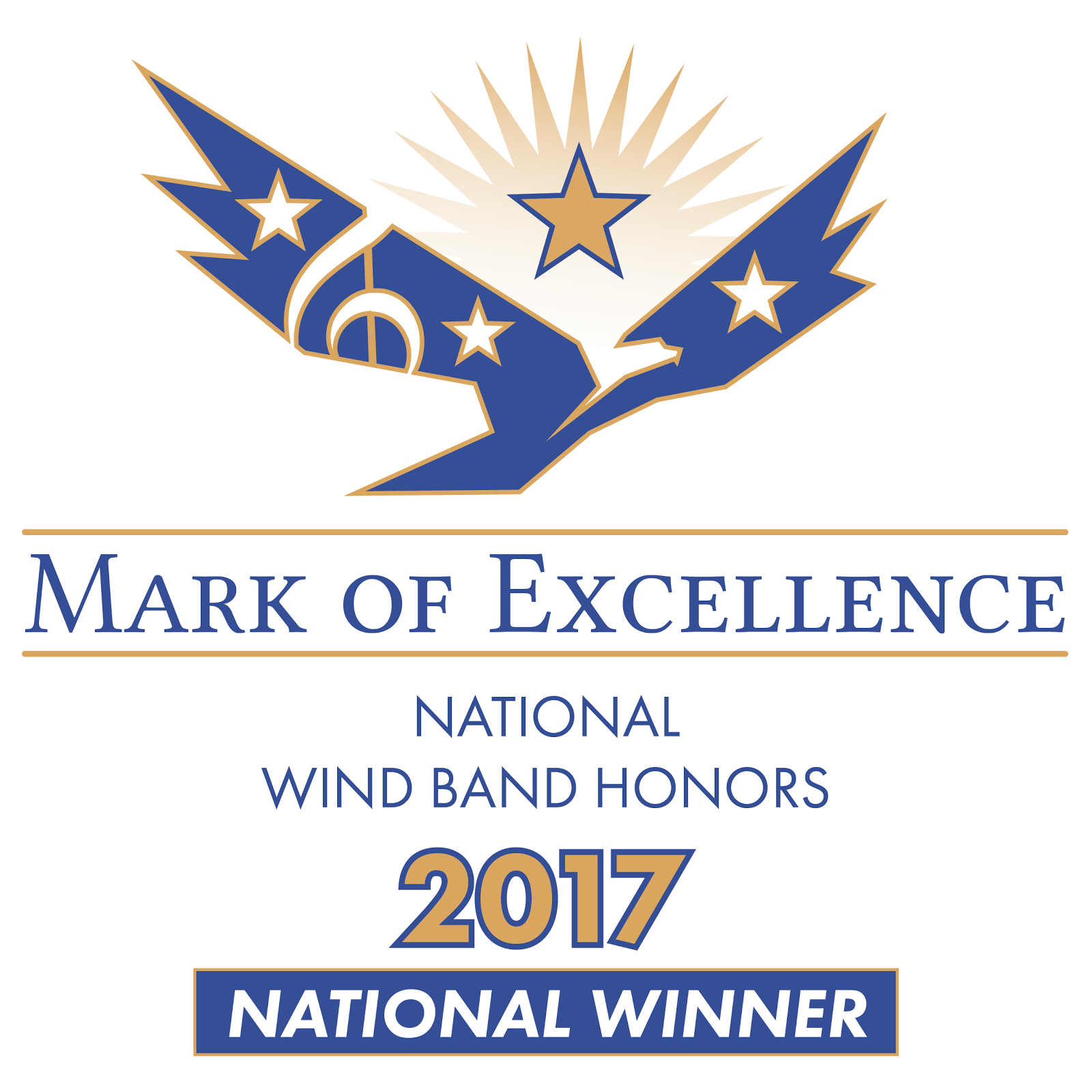Mark of Excellence National Winner