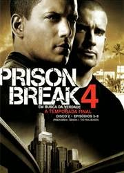 Filme Prison Break Temporada 4