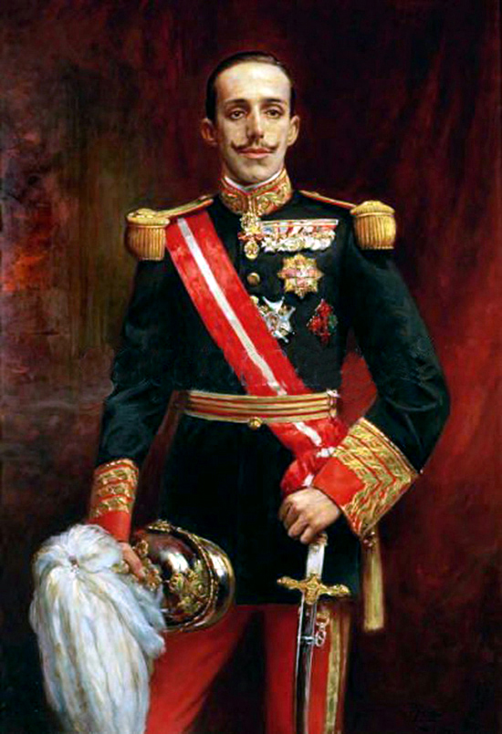 The Mad Monarchist: Monarch Profile: King Alfonso XIII of Spain