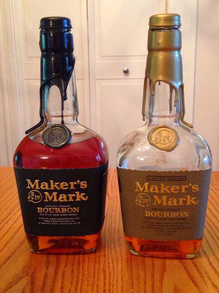 Sku U0026 39 S Recent Eats  The Export Maker U0026 39 S Mark  Black And Gold