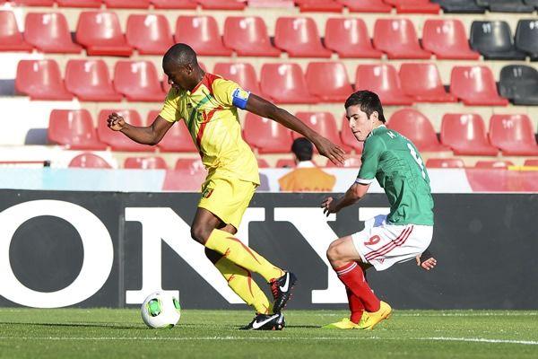 Mexico vs Mali en vivo