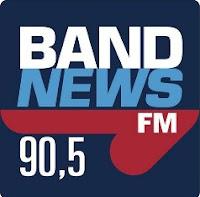 Rádio BandNews FM da Cidade de Brasília ao vivo