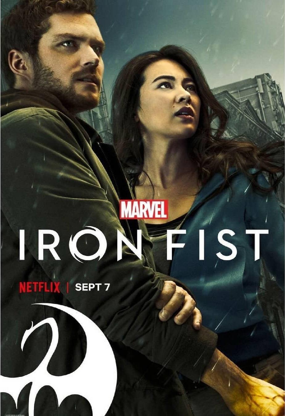 Marvel's Iron Fist T2 Complt Dual WEB-DL x264 1080 Ligero GD