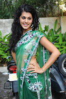 Cute, Tapsee, In, Green