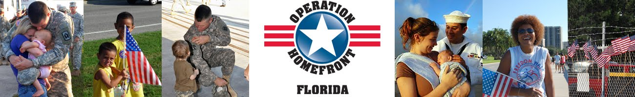 Operation Homefront Florida
