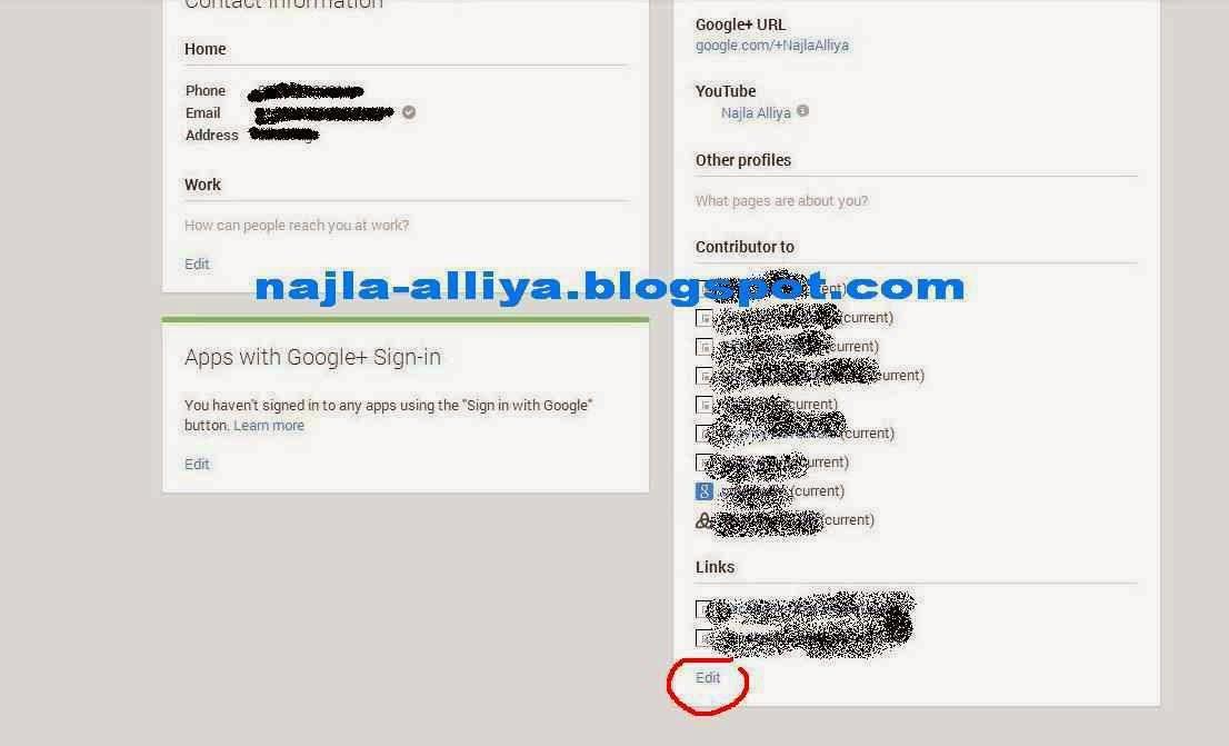 Cara Mudah Memasang Mengintegrasikan Author Gplus dengan Blog