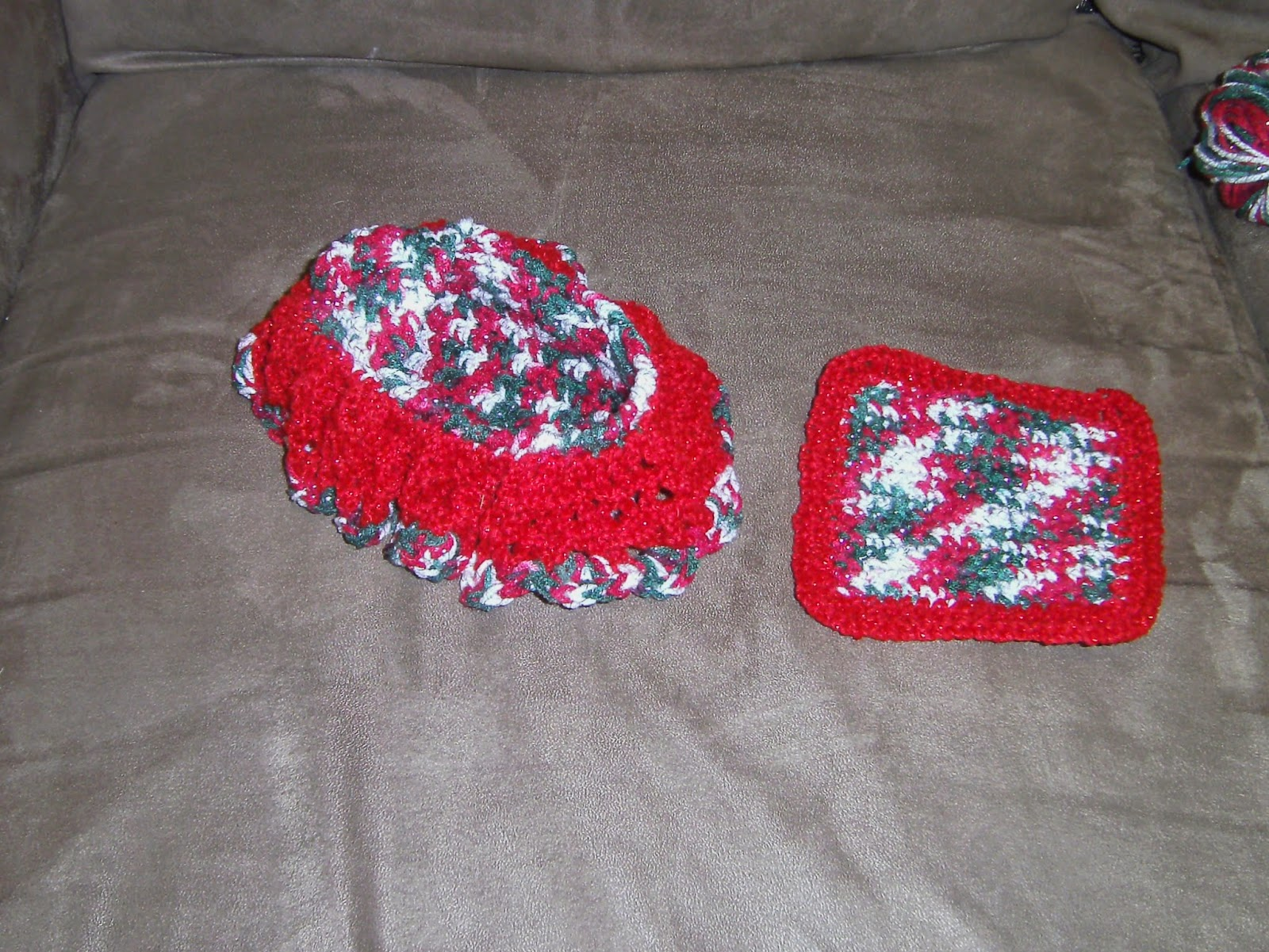 Timeless Creations: Christmas Cradle Purse