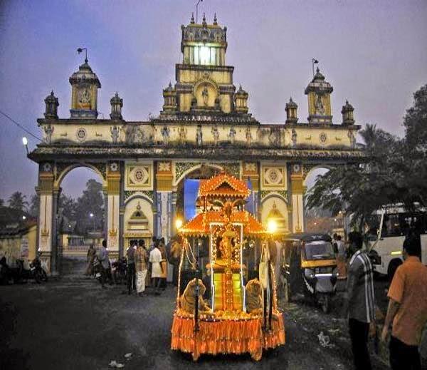 9. अमाब्लापुझा, श्री कृष्ण मंदिर (Ambalapuzha Sree Krishna temple)