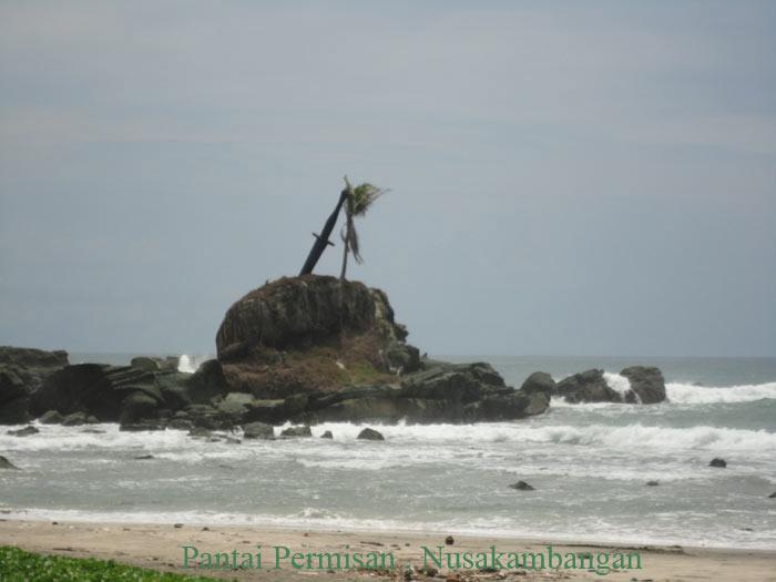 Joko Samodra Pantai Permisan Nusakambangan