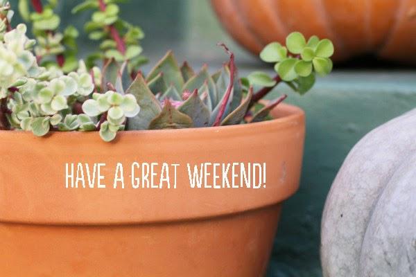 Happy Weekend, part 6