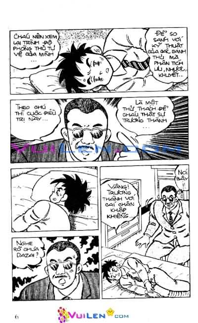 Jindodinho - Đường Dẫn Đến Khung Thành III  Tập 38 page 6 Congtruyen24h