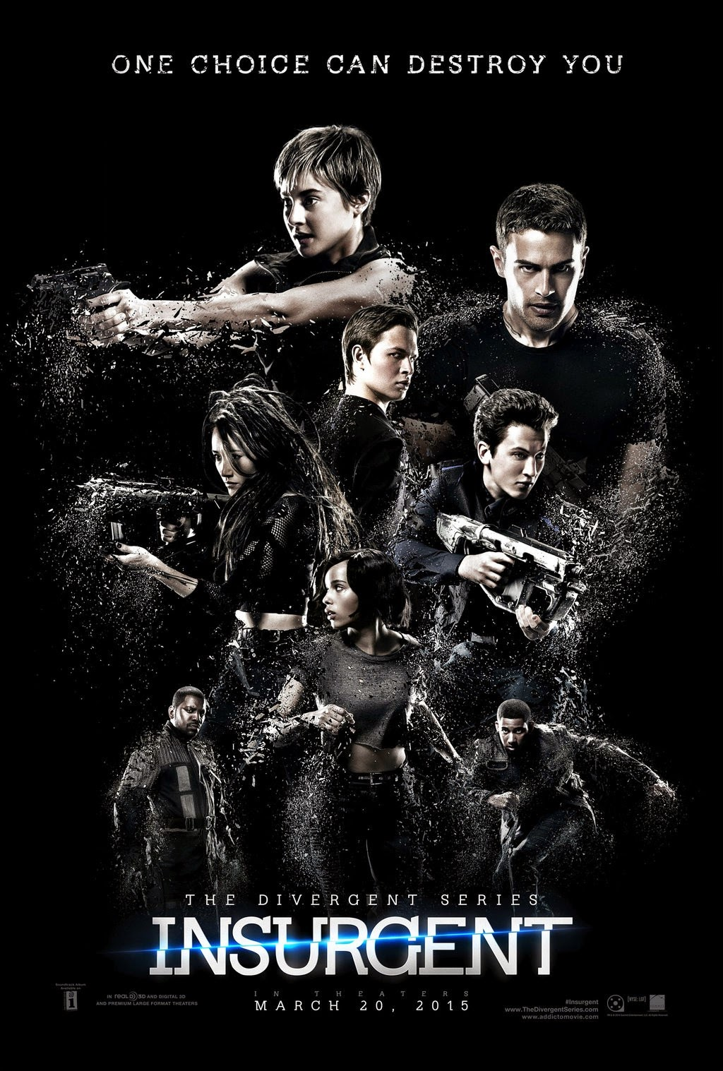 Film Insurgent (2015) HD-HQMic HQ 500MB