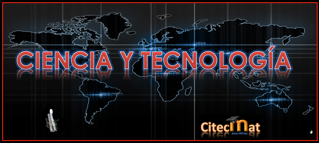 BLOG DE CIENCIA Y TECNOLOGÍA