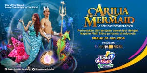 Arilia The Mermaid - Magical Show