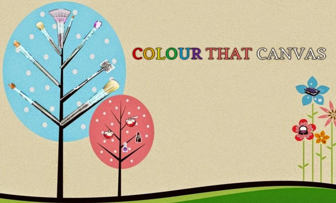 Colour That Canvas