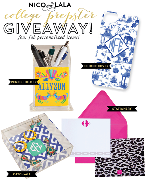 N&L Giveaways and 20% Off!!