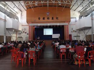 2012年:协办相声脚本创作教学营