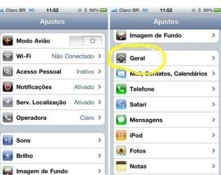 painel-configurações-iphone-conexão-wi-fi