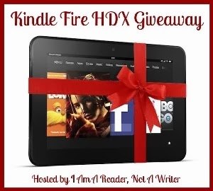 Valentine Kindle Fire HDX / Giveaway