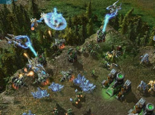 Free Download Games StarCraft II Wings of Liberty Full Version For PC
