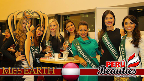 Miss Earth 2015 at the United Nations Women's Guild Bazaar